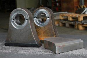 Brennteile bis 500 mm Materialstärke in allen Formen und Losgrößen
