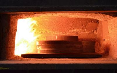 Glühen und Vergüten von Stahl