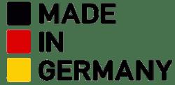 Qualität aus Deutschland mit Siegel Made in Germany
