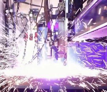 CNC-Brennschneiden mit modernster Technologie