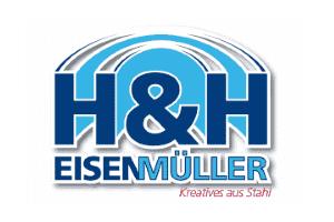 Logo der H&H Eisen-Müller GmbH & Co. KG