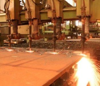 CNC-Brennschneidanlagen mit modernsten Mehrkopf-Brennern